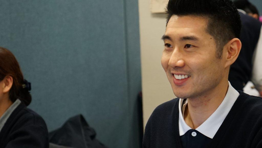 Tzu Chi Volunteer: Howard Tong