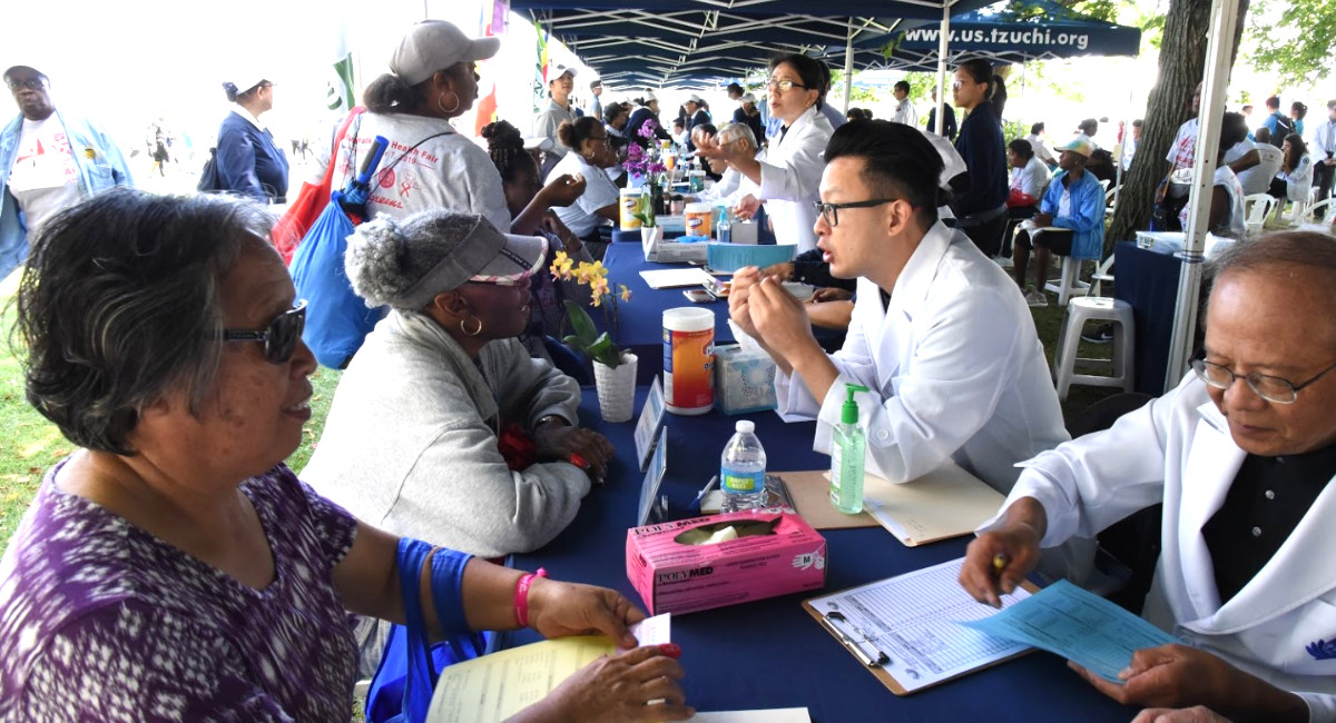 TzuchiUSA_20190909_chicago_First Lady Health Fair (1)