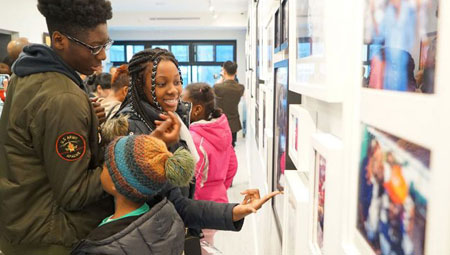 """The Grand Opening of the """"Keeping Hope Alive: 10 Years of Care in Haiti"""" Photo Exhibit"""