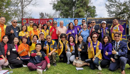 Asian Community Rallies Donations for Medical Staff