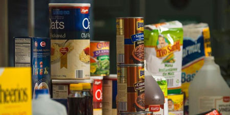 Pantry funds may not be enough