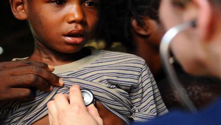 Haiti's Covid-19 Relief Response