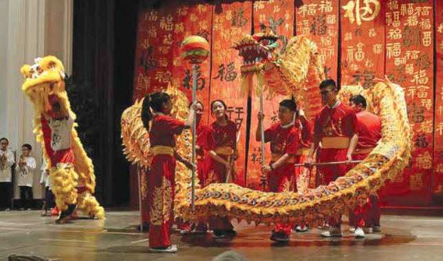 2019 Lunar New Year Blessing Ceremony By Tzu Chi Foundation (pg 18-19)