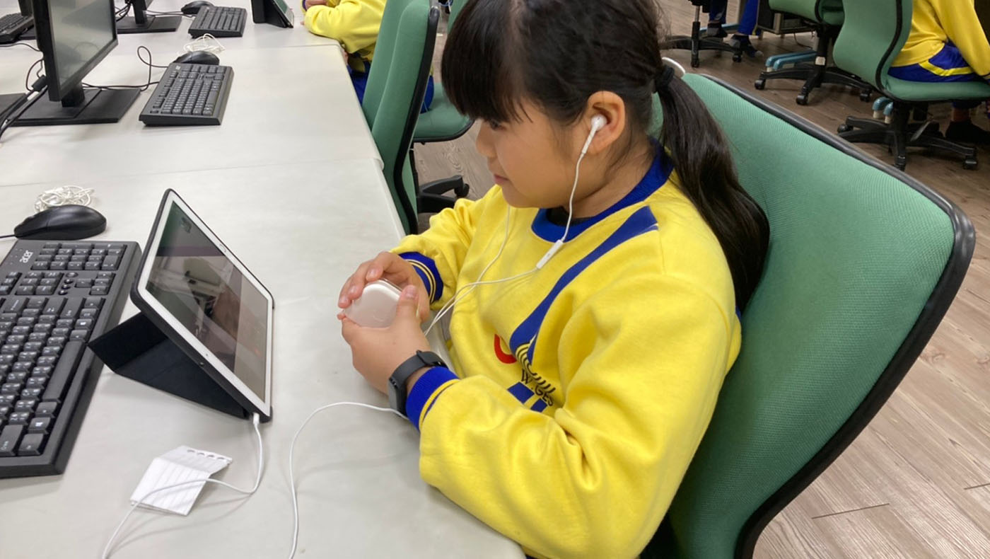 TzuchiUSA-Chicago Tzu Shao Teaching English for Rural Kids_0002_20210117_慈少與澎湖國小交流活動3_文光國小提供