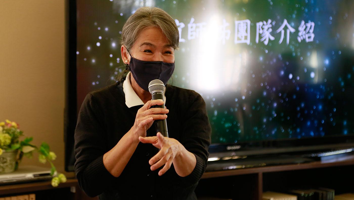 TzuchiUSA-55th Annual Planning and Rehearsal_0002_20210328佛陀的一生首次練習_ 駱淑麗_MG_3089