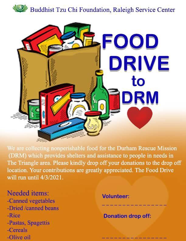 04092021_美國_北卡洛麗_Durham Rescue Mission捐贈食物
