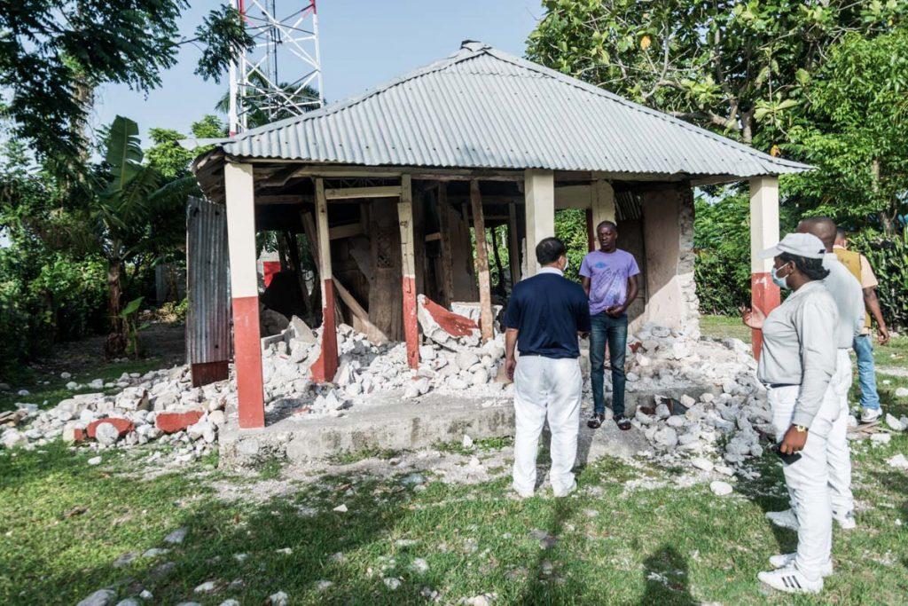 3-20210822-TzuChi_Haiti Earthquake Assessment Team