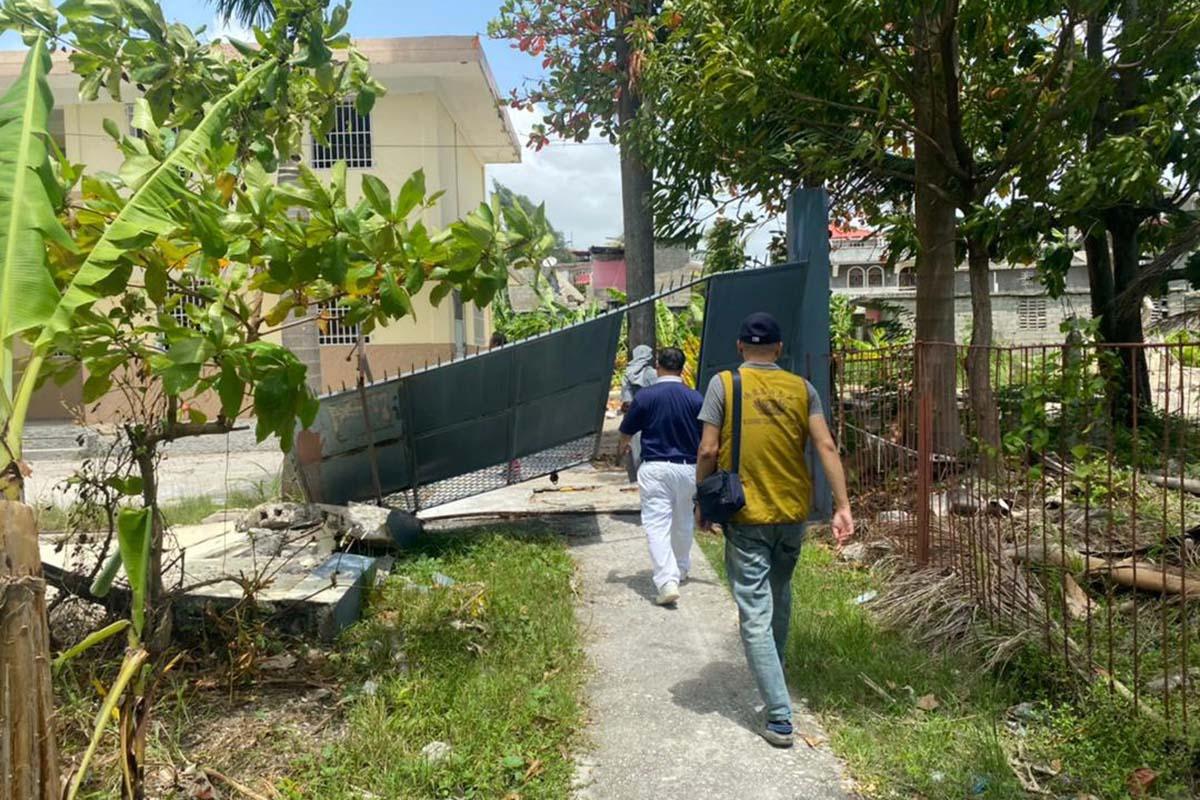 1-20210821_TzuChi_Haiti Earthquake Assessment Team