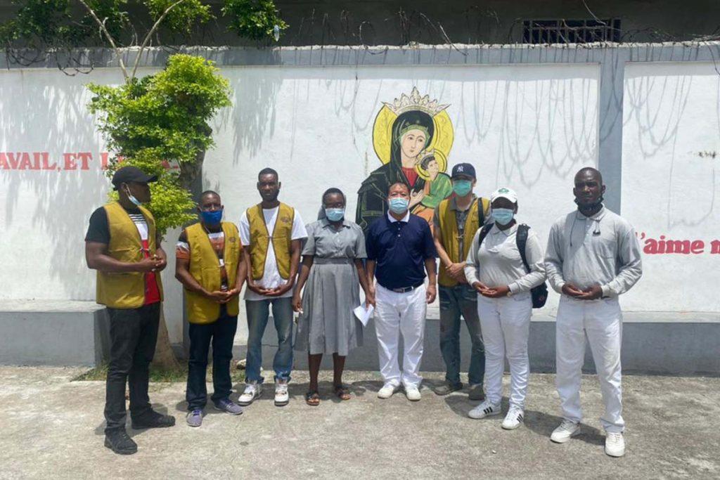5-20210821_TzuChi_Haiti Earthquake Assessment Team