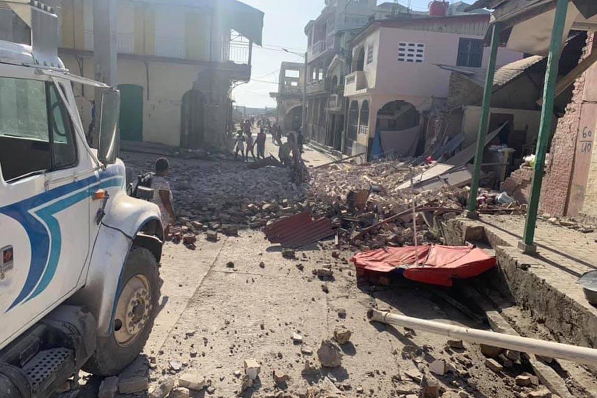 1-20210814-TzuChi_Haiti Earthquake Assessment Team