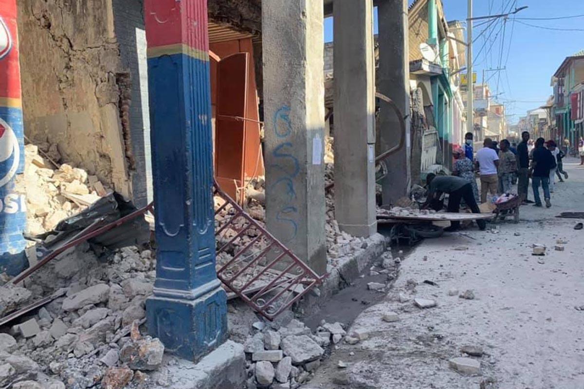 2-20210814-TzuChi_Haiti Earthquake Assessment Team