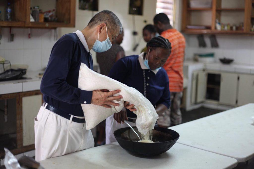 6-20210904-TzuChi_Haiti Earthquake