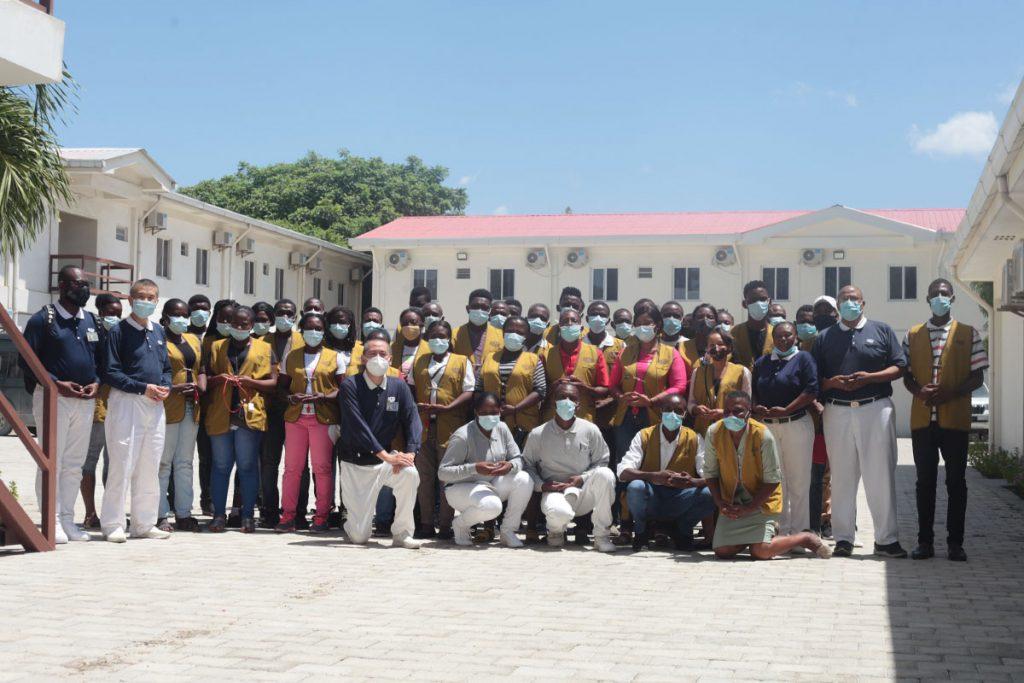 0-20210904-TzuChi_Haiti Earthquake