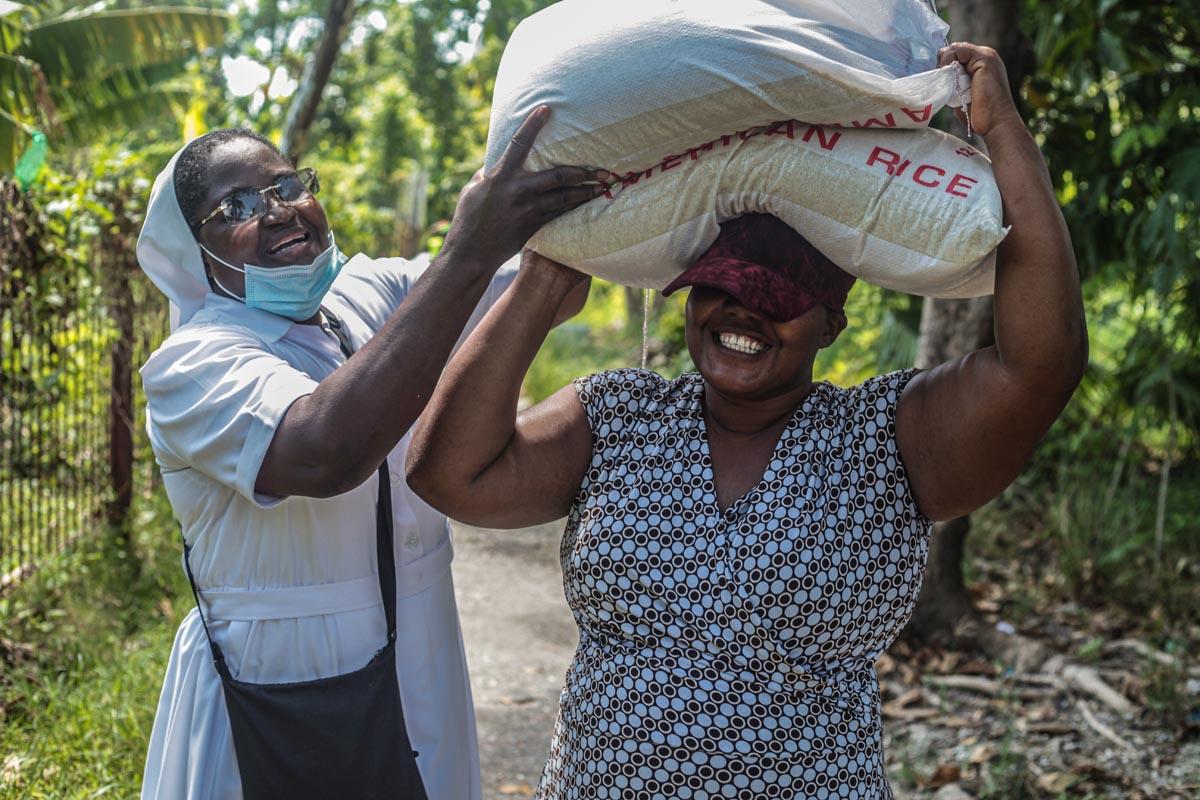 1-20210908-TzuChi_Haiti Earthquake