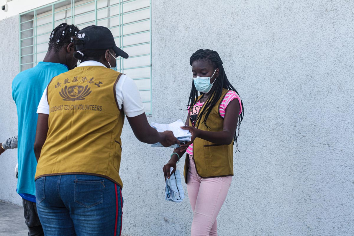 2-20210908-TzuChi_Haiti Earthquake