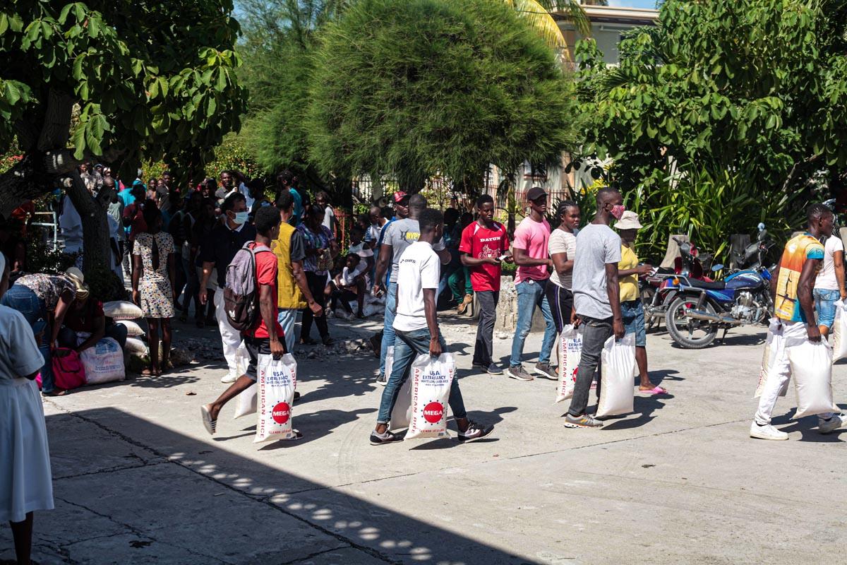 5-20210908-TzuChi_Haiti Earthquake