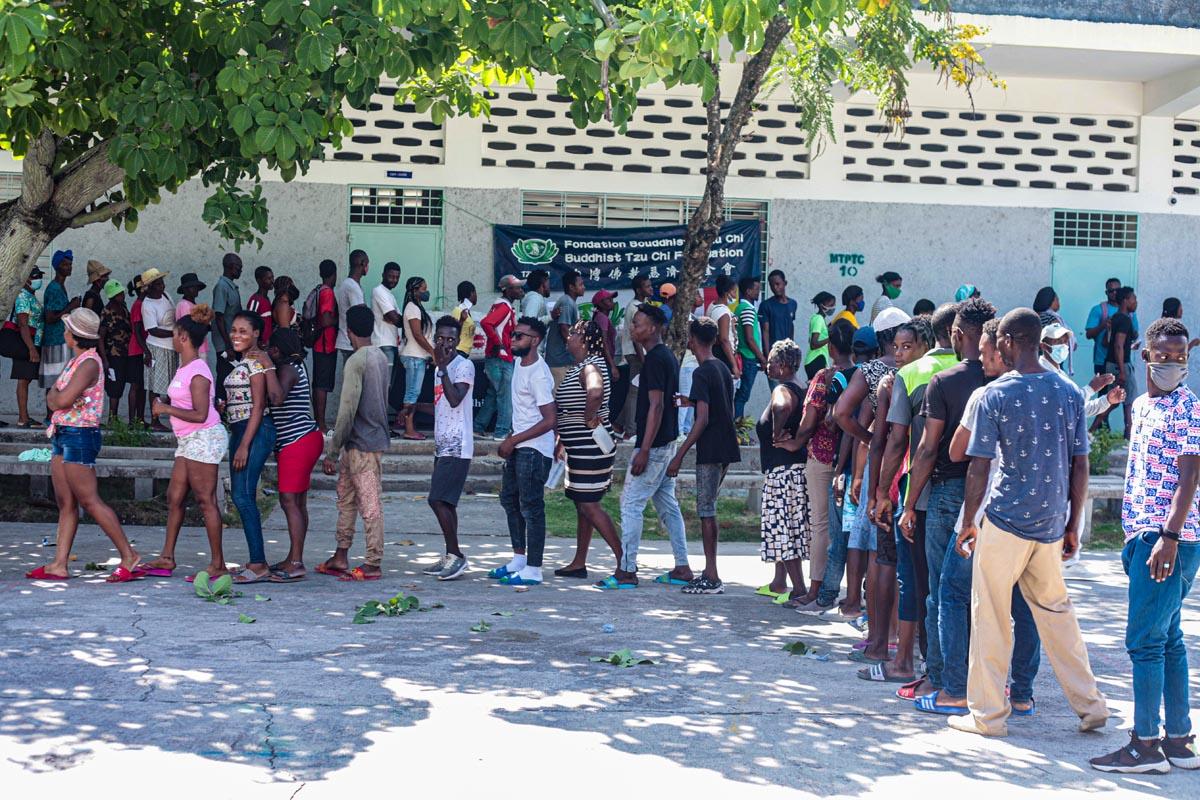6-20210908-TzuChi_Haiti Earthquake