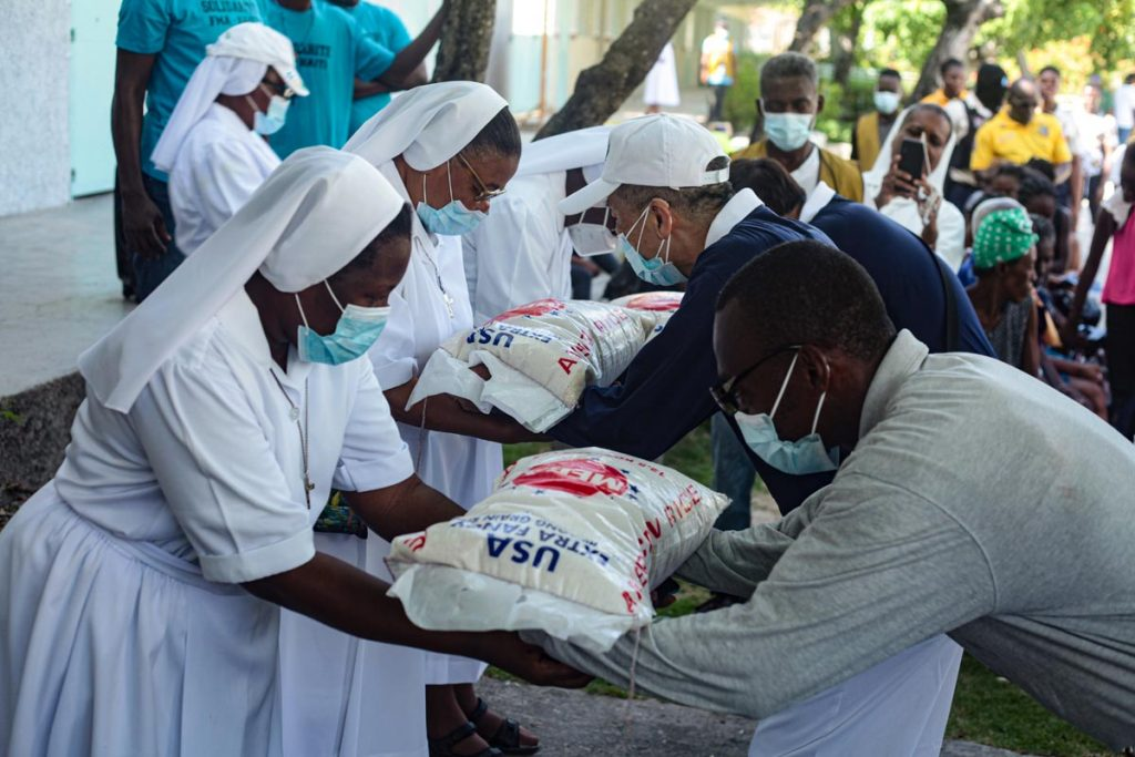 8-20210908-TzuChi_Haiti Earthquake