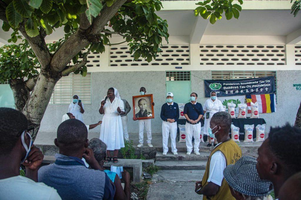 9-20210908-TzuChi_Haiti Earthquake