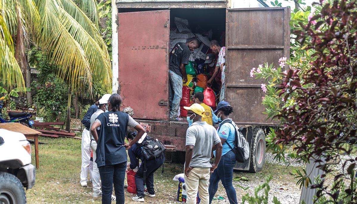 2-20210910-TzuChi_Haiti Earthquake