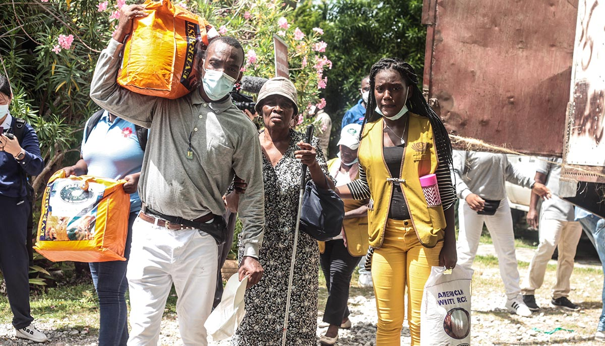 4-20210910-TzuChi_Haiti Earthquake