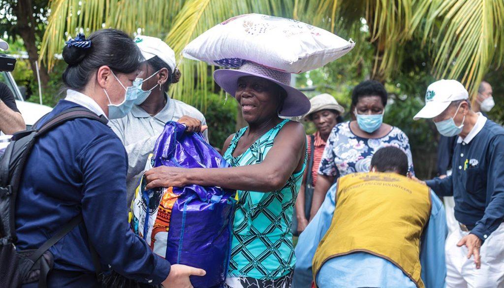 5-20210910-TzuChi_Haiti Earthquake