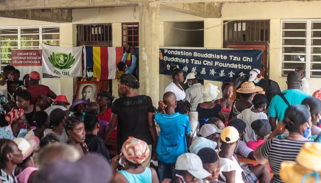 6-20210910-TzuChi_Haiti Earthquake