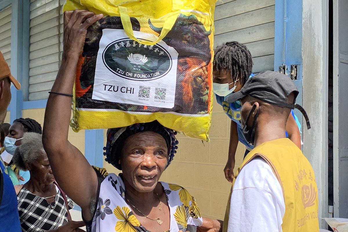 1-20210911-TzuChi_Haiti Earthquake