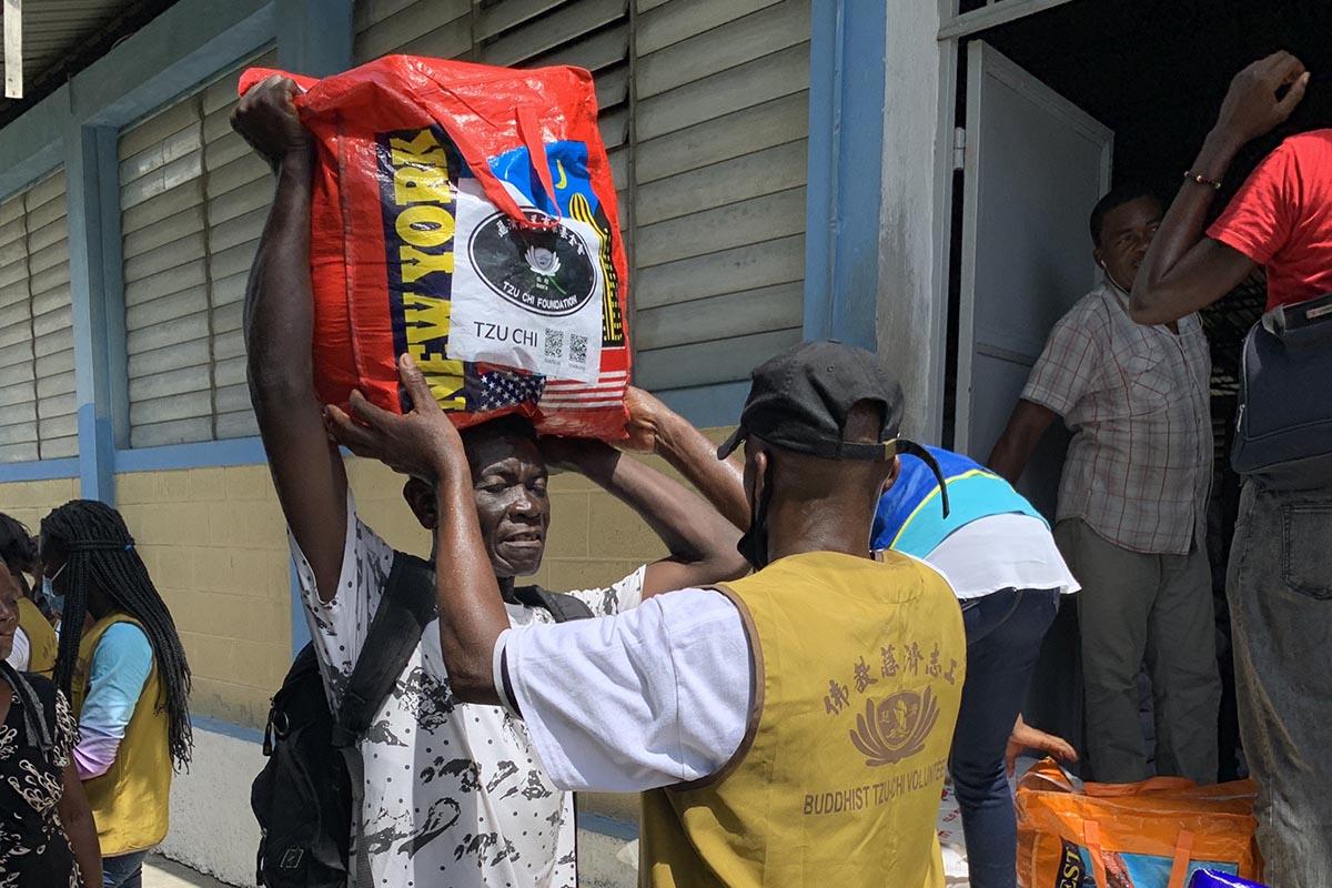 3-20210911-TzuChi_Haiti Earthquake
