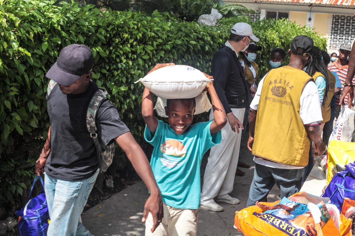 4-20210911-TzuChi_Haiti Earthquake