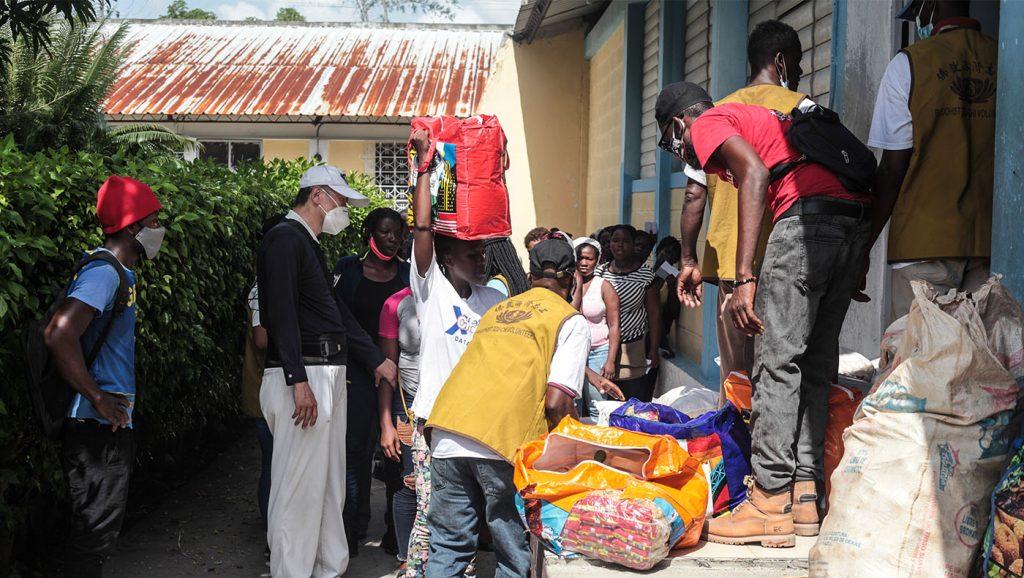 TzuchiUSA-haiti_0014_IMG_639820210911_Haiti_Don bosco_Rice Distribution&Kits_K.J