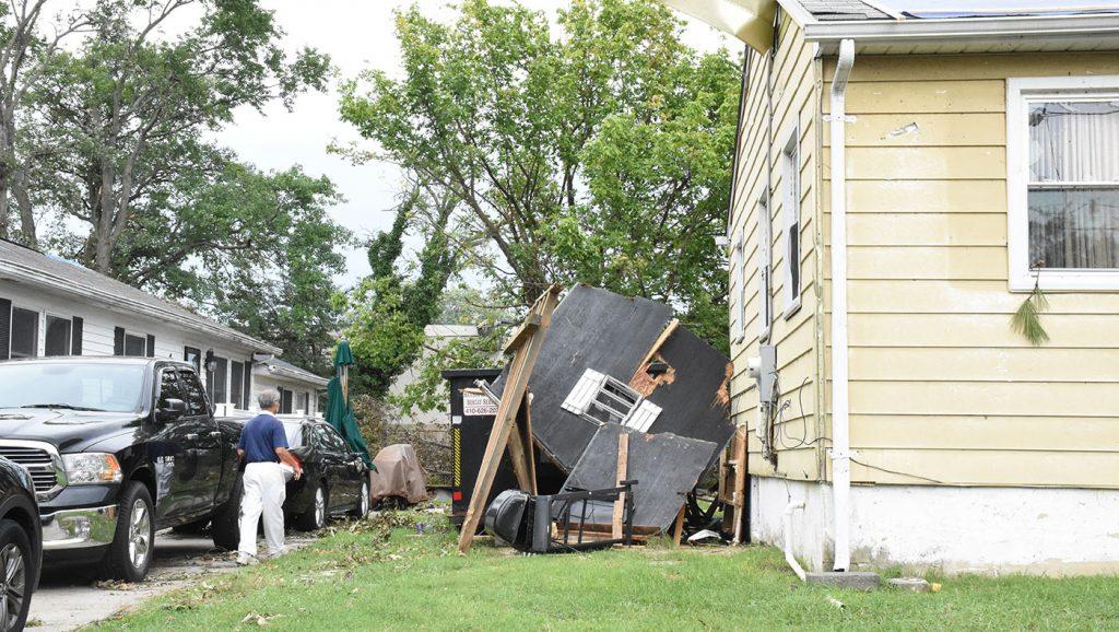 TzuchiUSA-DC-hurrican-ida_0007_20210905 Annapolis Tornado diaster relief site Evaluation_蔡蕙菁 Wendy Tsai_2021