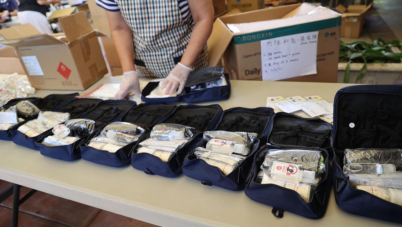 TzuchiUSA-hq-_0002_20210924美國總會打包送往海地的醫療家庭包_ 駱淑麗 IMG_1353