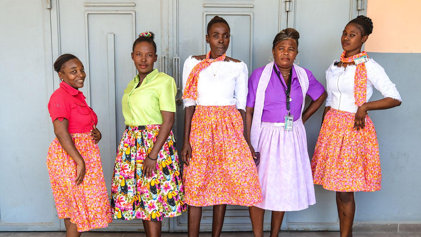 TzuchiUSA-haiti-_0001_IMG_954027092021_ Lasaline_ Don Bosco_ presentation of sewing works _ K.J