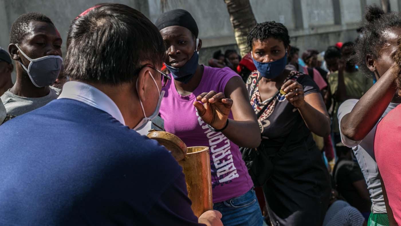 TzuChiUSA-07132021-b2-7-Rice-Distributions-Resume-Haiti-Relieving-Hunger- Despair