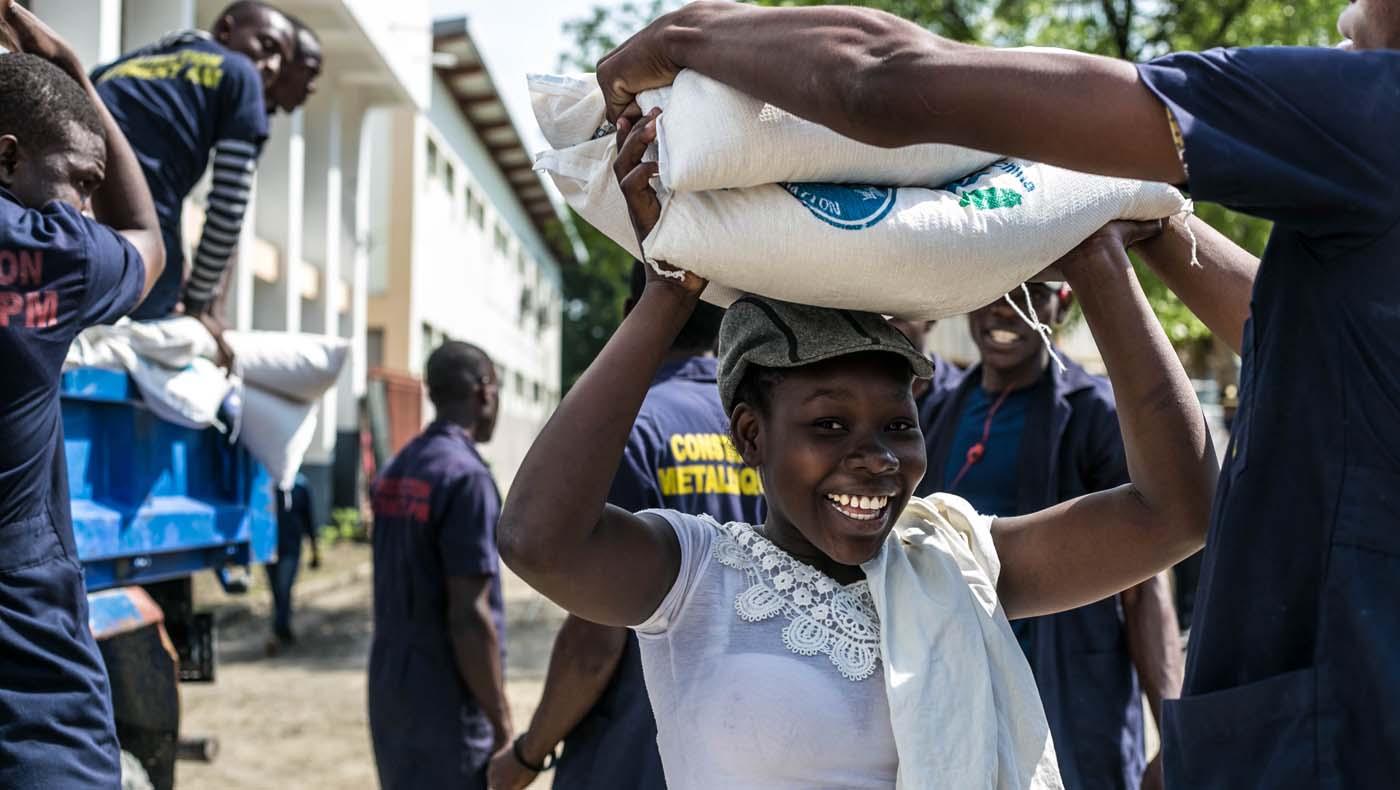 TzuChiUSA-07132021-b3-1-Rice-Distributions-Resume-Haiti-Relieving-Hunger- Despair