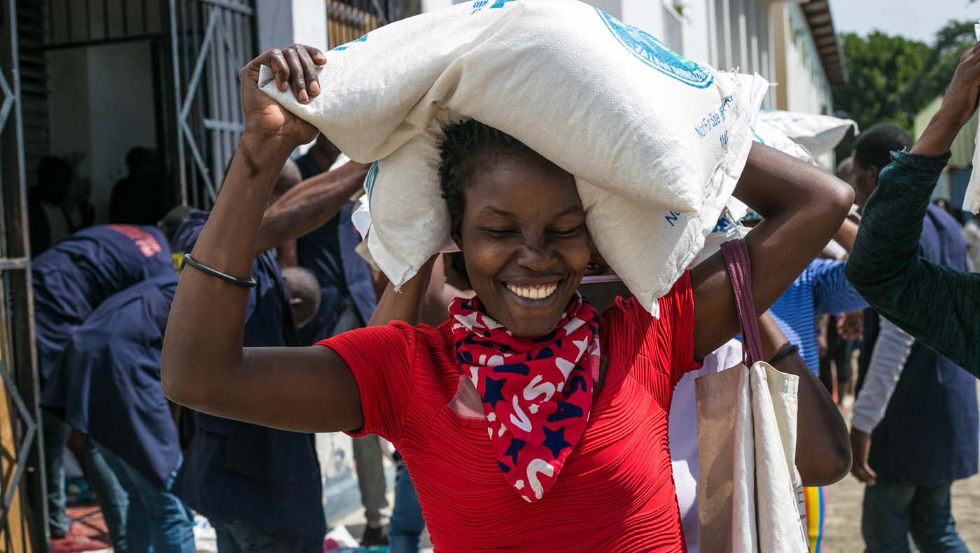 TzuChiUSA-07132021-b3-4-Rice-Distributions-Resume-Haiti-Relieving-Hunger- Despair