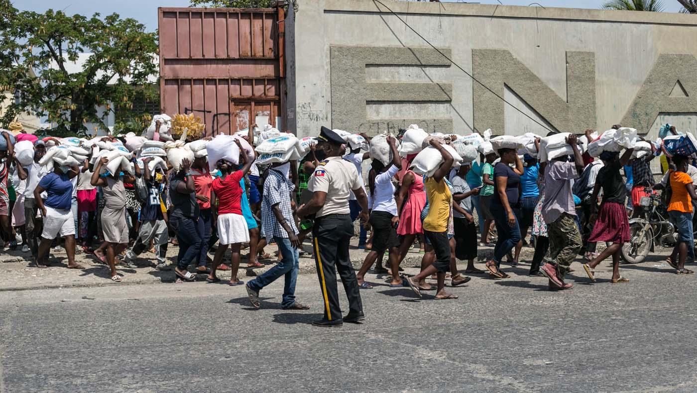 TzuChiUSA-07132021-b3-6-Rice-Distributions-Resume-Haiti-Relieving-Hunger- Despair