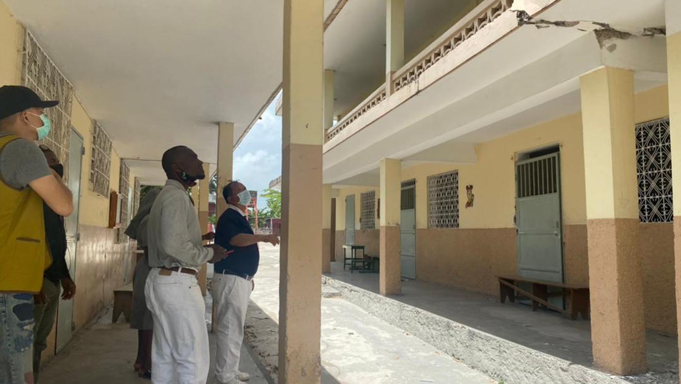 s1-4-TzuChiUSA-Assessing Conditions Haiti After-August-2021 Earthquake