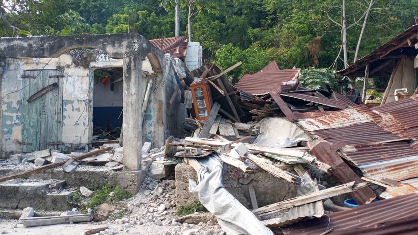 2-s1-1-TCC-Tzu Chi Haiti Earthquake Response Team Gears Up Aid Distributions