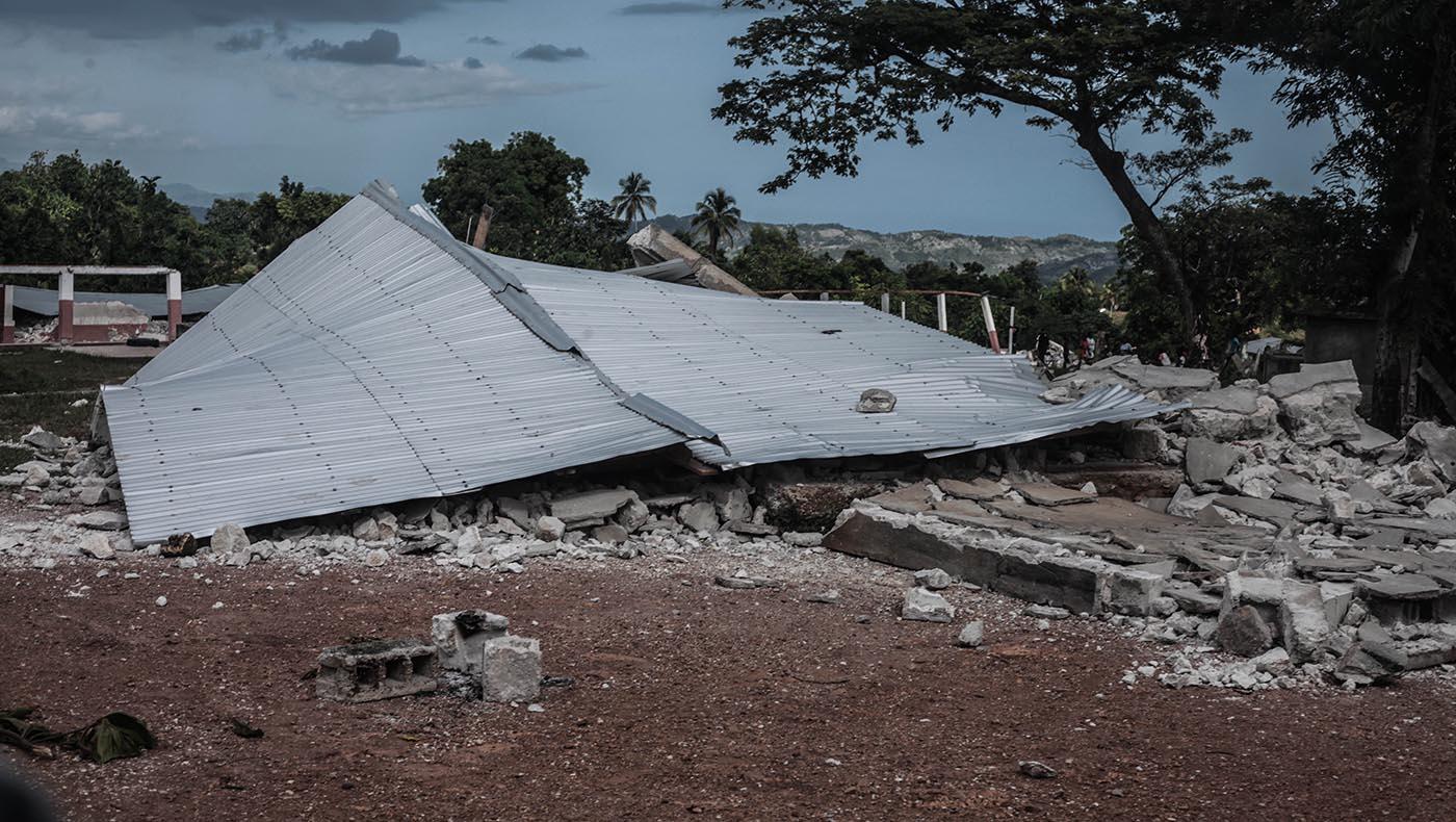2-s1-2-TCC-Tzu Chi Haiti Earthquake Response Team Gears Up Aid Distributions