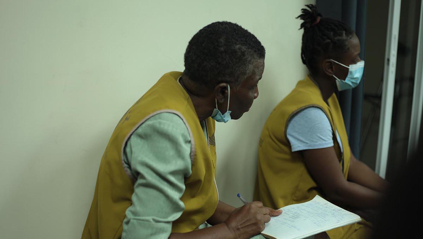 2-s1-5-TCC-TzuChi-Teamwork Reigns in Haiti During Tzu Chi's 2021 Earthquake Relief Mission
