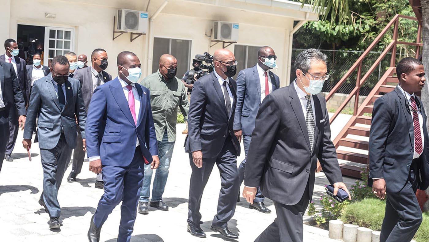 13-s4-1-TCC-TzuChi-Teamwork Reigns in Haiti During Tzu Chi's 2021 Earthquake Relief Mission
